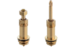 Extended screw (+20 mm) brass 3/4'