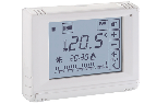 Touch Screen backlight klit thermostat with daily programming