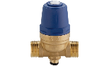 Eco+ pressure reducer Male - Male, without pipe unions, sandy