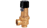 ISPESL qualified and calibrated safety valve. Compliant with directive PED 97/23/EC