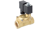 Water and air electric valve -  Normally Open
