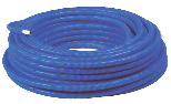 Gerpex RA pipe with blue corrugated sheath