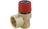 Sicura ht, Safety valve for high temperature solar
