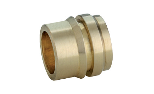 Reduction ring monopiece for copper pipes