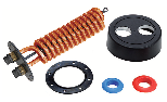 Coils kit LN in finned copper for Comfort V boilers