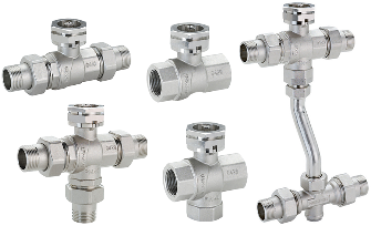 hiddenImg-Bodies for motorized ball valves