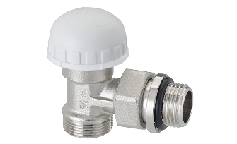 hiddenImg-Full thermostatic right-angle valve